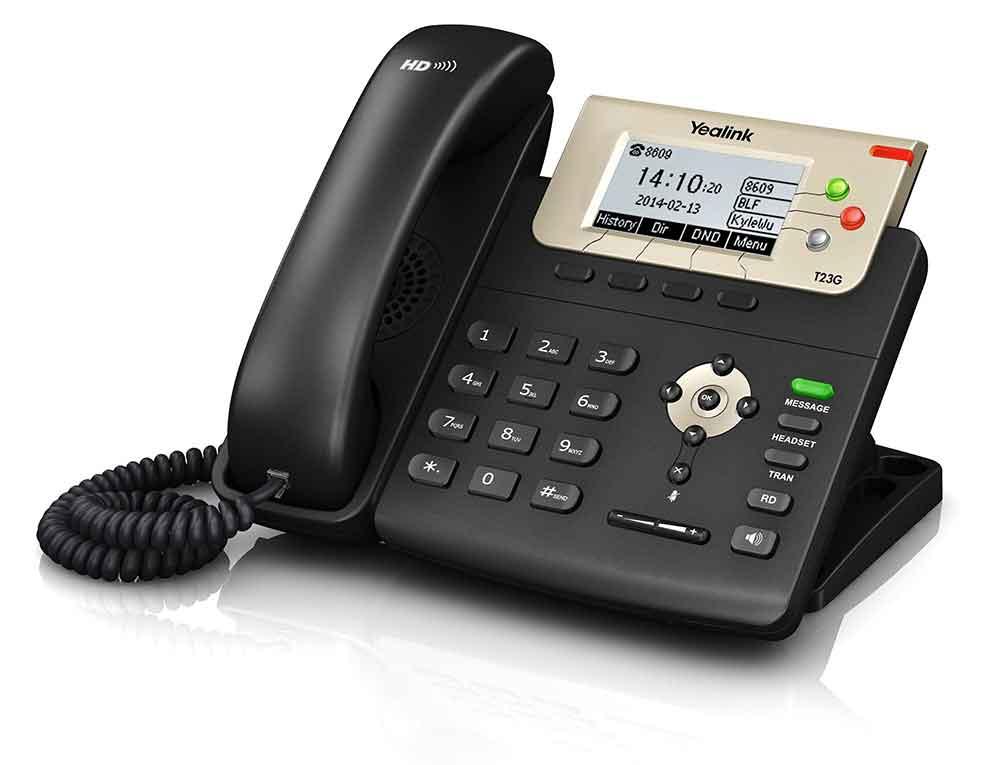 Yealink T23G IP Handset