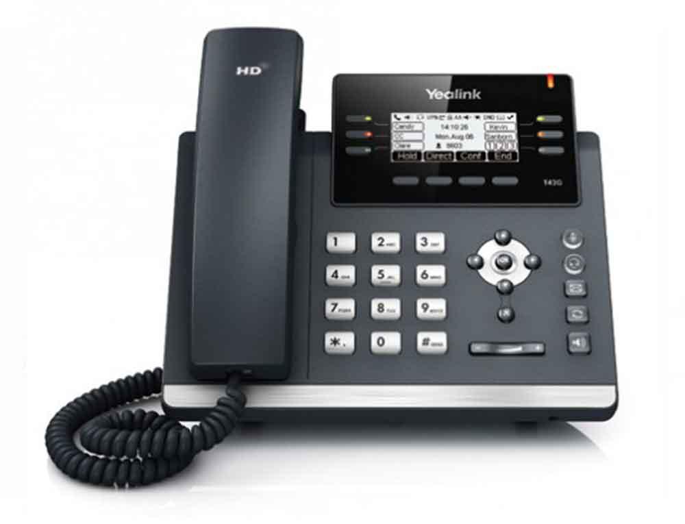 Yealink T42S IP Handset